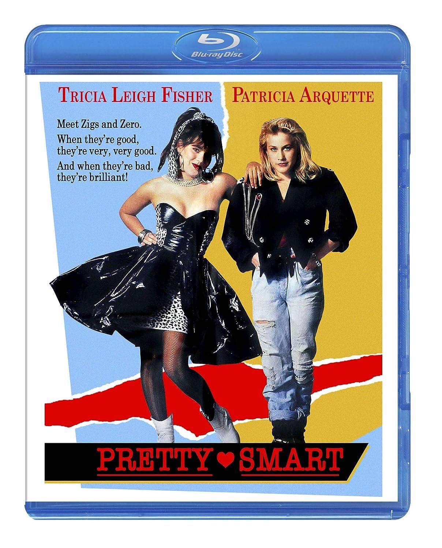 Pretty Smart 1987 Edizione: Stati Uniti Italia Blu-ray: Amazon.es: Patricia Arquette, Joely Fisher, Dimitri Logothetis, Patricia Arquette, Joely Fisher: Cine y Series TV