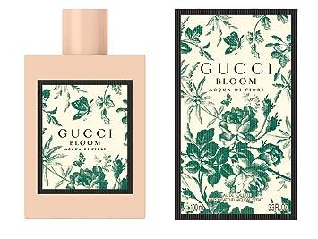 5d9890f4f Amazon.com : [Gũcci] Bloom Acqua Di Fiori EDT Spray For Women 3.4 Oz. :  Beauty