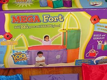 Cranium Mega Fort  sc 1 st  Amazon.com & Amazon.com: Cranium Mega Fort: Toys u0026 Games