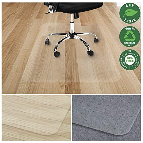 Amazon Office Marshal Chair Mat For Hard Floors Eco Friendly