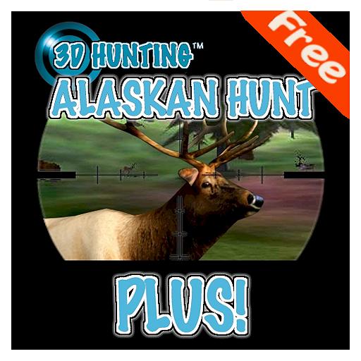 Outdoor Adventures Pattern (3d Hunting: Alaskan Hunt Free)