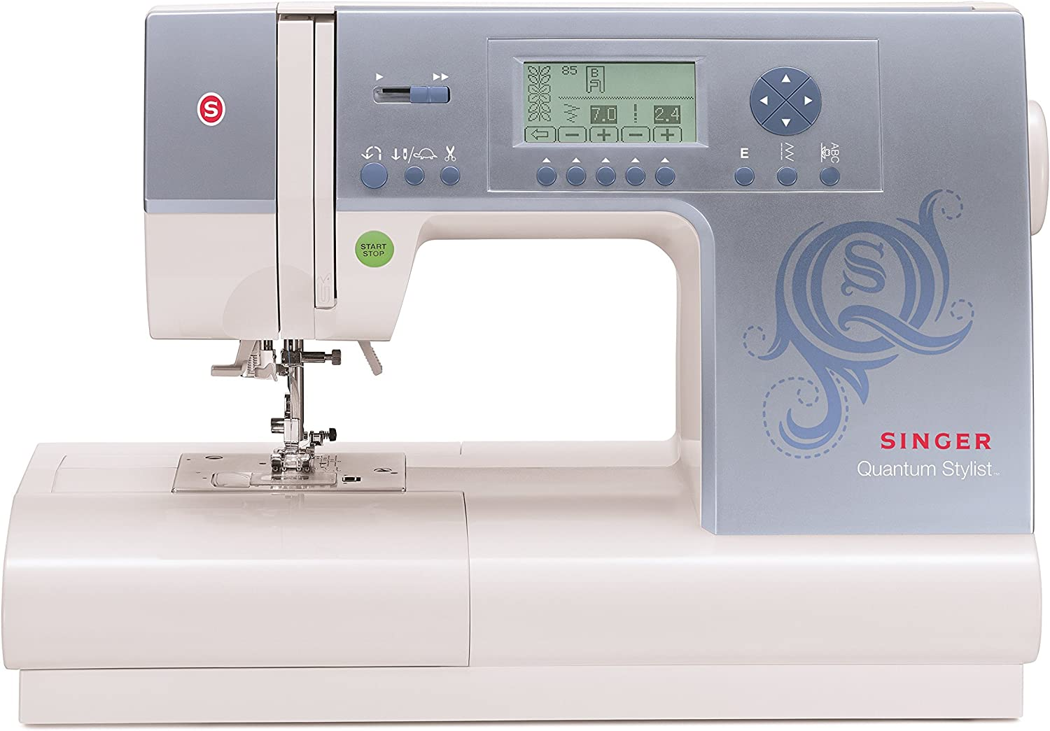 Top 8 Best Sewing Machine For Quilting Reviews in 2020 6