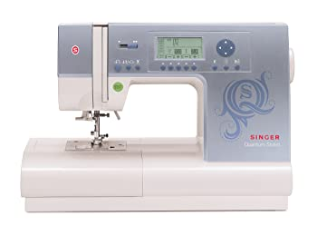 Quantum Stylist 9980 Computerized Portable Sewing Machine