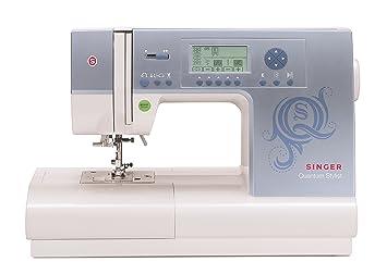 Amazon.com: Singer 9960 Quantum Stylist Máquina de coser ...
