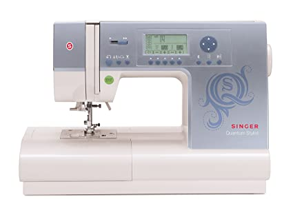 Amazon SINGER Quantum Stylist 40 Computerized Portable Fascinating Singer Electronic Sewing Machine