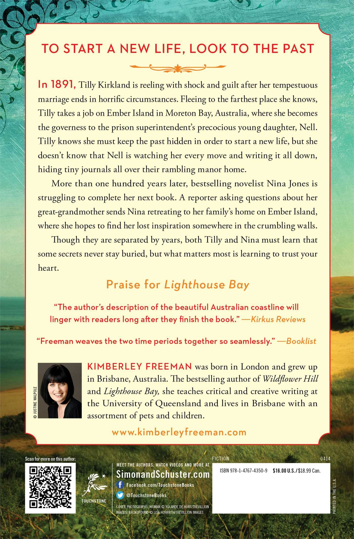 ember island a novel kimberley freeman 9781476743509 amazon