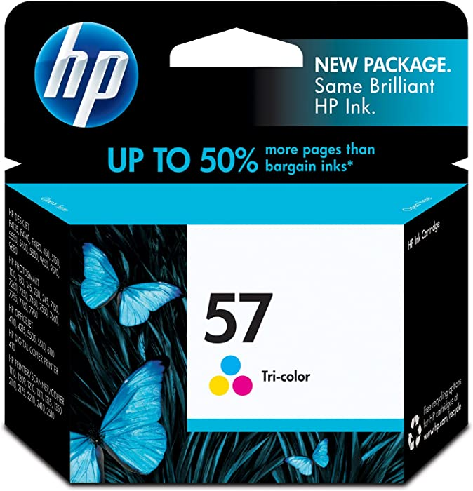 HP 57 | Ink Cartridge | Tri-color | C6657AN