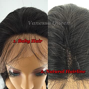 e605b400764e2 20Inch   Vanessa Queen Natural Black Wave Closure Virgin Hair 3.5