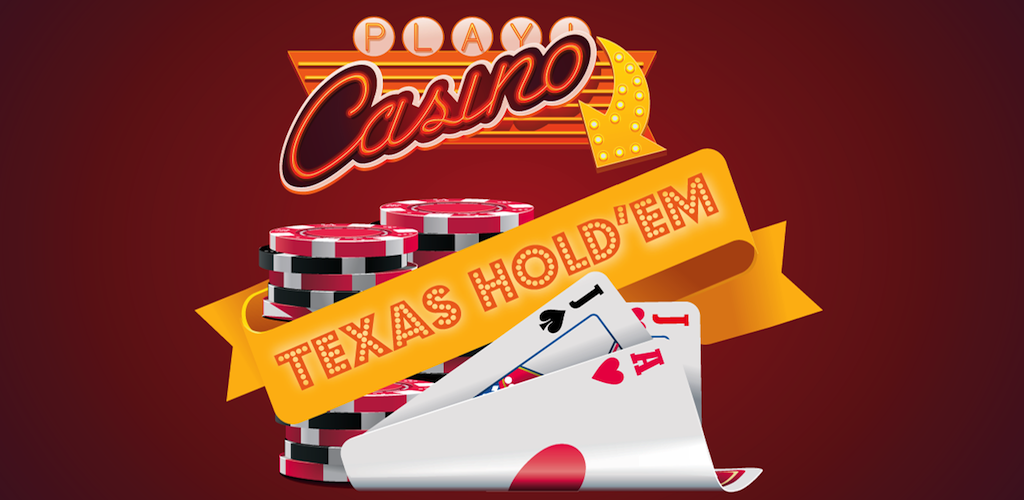 playing texas hold em at casino