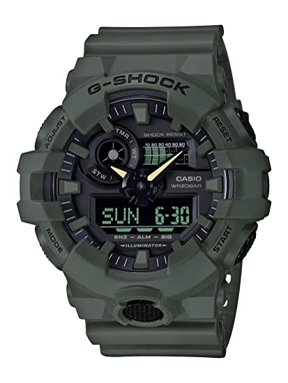 c7d127efba7 Buy G-Shock Mens GA-700UC Online at Low Prices in India - Amazon.in