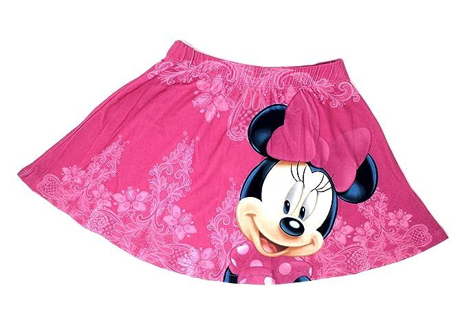 Disney - Falda - para niña Rosa Fucsia: Amazon.es: Ropa y accesorios