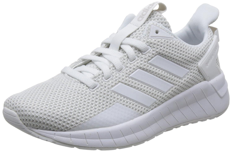 Adidas Questar Ride, Zapatillas de Deporte para Mujer 40 EU|Blanco (Ftwbla / Ftwbla / Griuno 000)