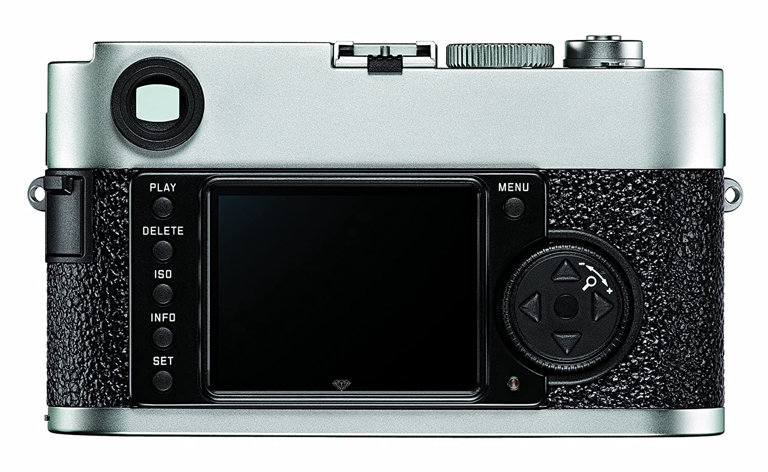 Amazon Leica M9 P 18MP Full Frame Digital Rangefinder Camera Silver Chrome Slr Cameras Photo
