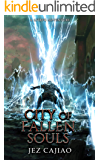 City of Fallen Souls: A LitRPG Adventure (UnderVerse Book 3)