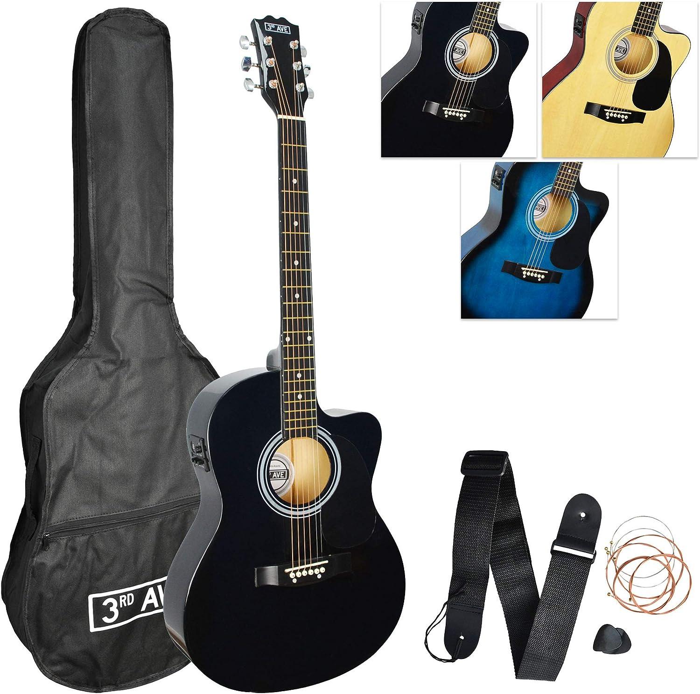 guitarra electroacústica Cutaway