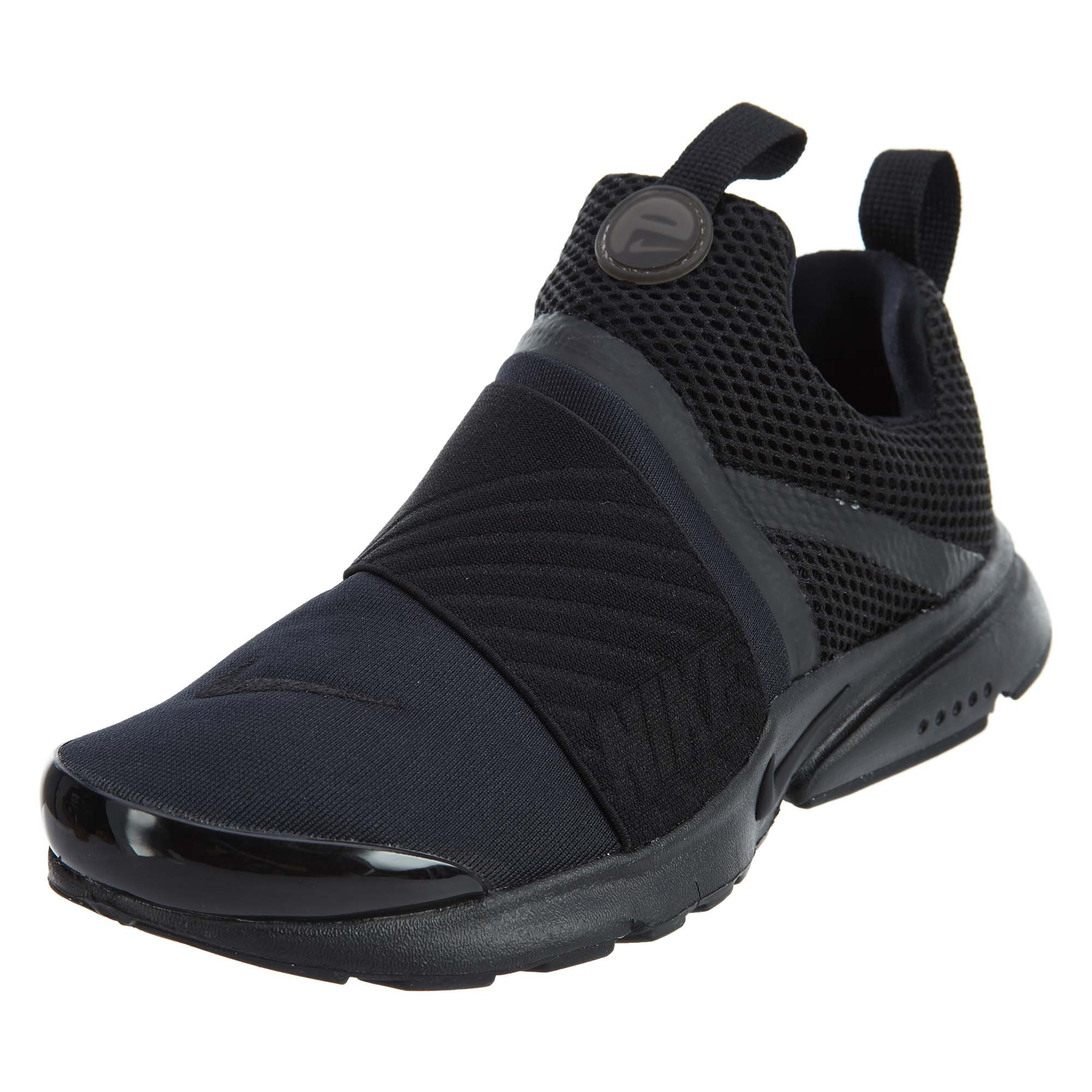 6d4ff9efa8c Galleon - NIKE Presto Extreme Big Kid s Shoes Gym Black Black 870020-001 (5  M US)