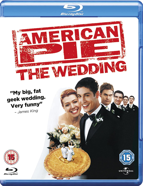 American Pie 9: The Wedding [Blu-ray] [2009]: Amazon.co.uk: Jason