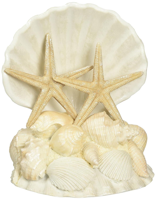 Amazon Lillian Rose Coastal Beach Seashell Wedding Cake Topper Kitchen Dining