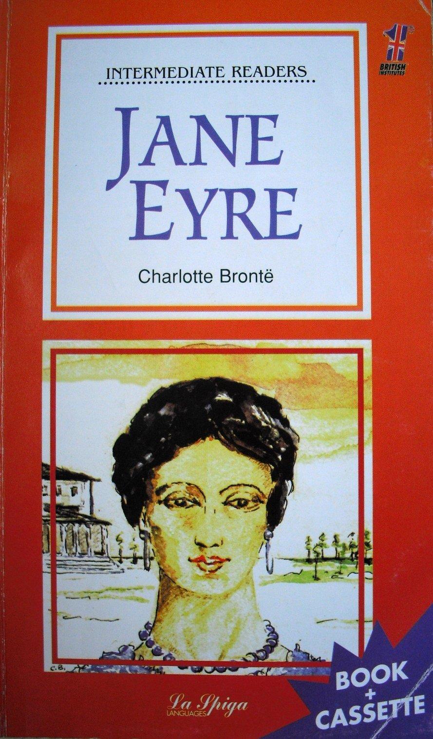 La Spiga Readers - Intermediate Readers (B1/B2): Jane Eyre + CD