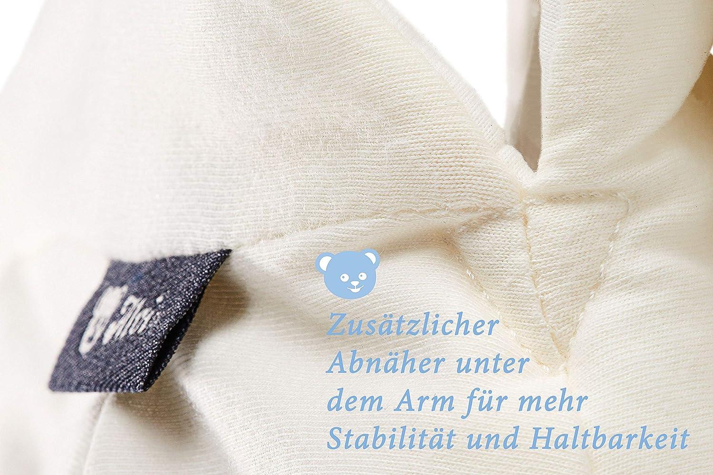Design:Bunter Stern 583-0 Alvi Baby M/äxchen Au/ßensack Exclusiv I Baby-Schlafsack mitwachsend /& atmungsaktiv I Kinderschlafsack waschbar I leichter Schlafsack /ÖKO-tex gepr/üft Gr/ö/ße:50//56