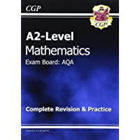 A2-Level Maths AQA Complete Revision & Practice