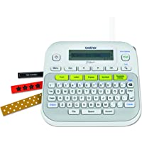 $32 » Brother P-touch, PTD210, Easy-to-Use Label Maker, One-Touch Keys, Multiple Font Styles, 27…