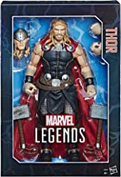 The Avengers Marvel Legends Series Thor Figure, 12-Inch