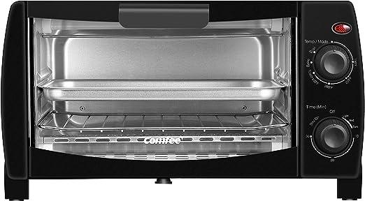 4-Slice Toaster Ovens Oven 31118R Black