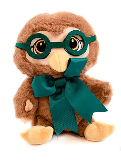 Amazon Com Baby Owl Stuffed Animal Plush Toy Or Young Puffin S