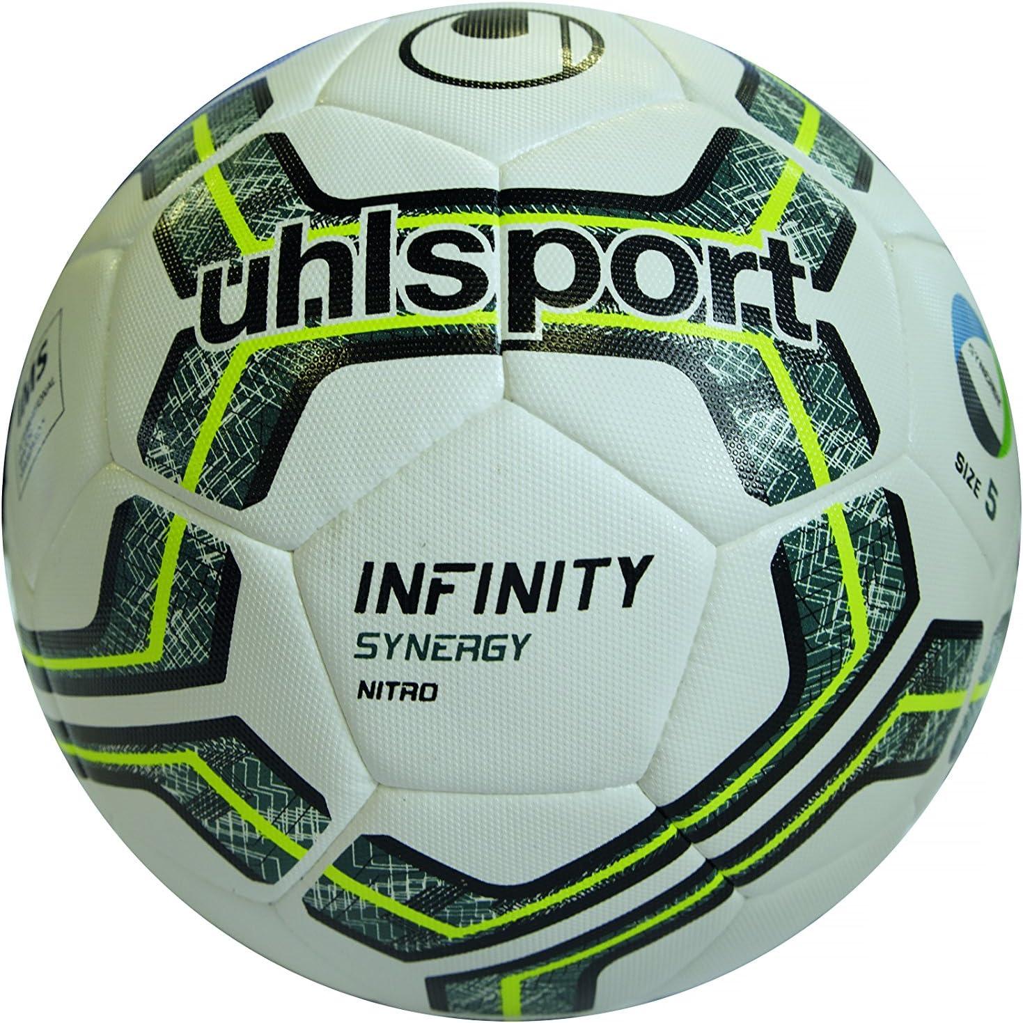 uhlsport Infinity Synergy Nitro 2.0 Balones de Fútbol, niños ...