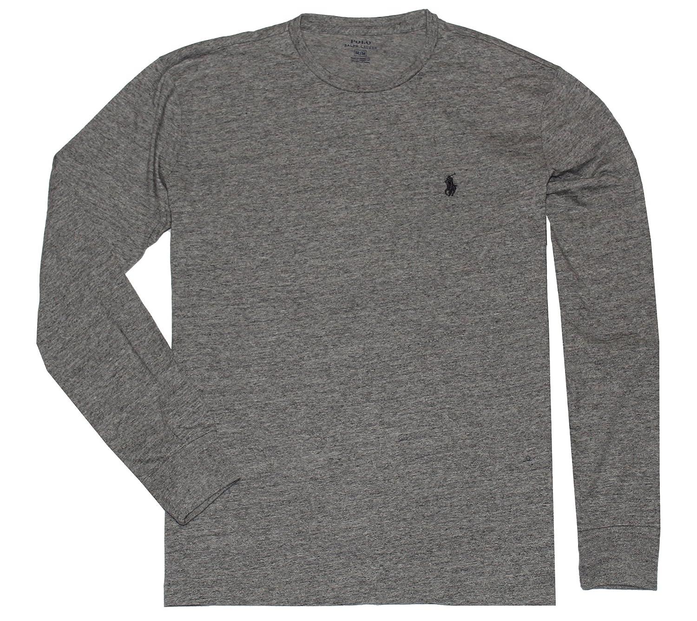 Polo Ralph Lauren Men s Crew Neck Long Sleeve Tee  aff1817267d1