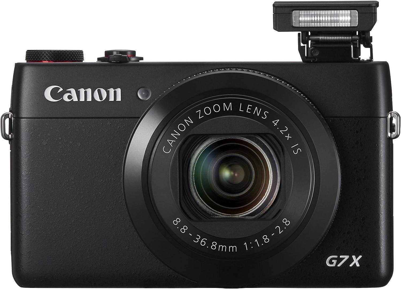 Canon G7 X - Cámara compacta de 20.9 MP (Pantalla de 3
