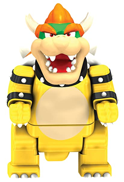 Mario & Yoshi vs Stone Bowser Building Set by KNex: Amazon.es: Juguetes y juegos