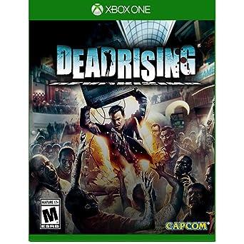 Amazon Com Dead Rising Xbox One Standard Edition Video Games