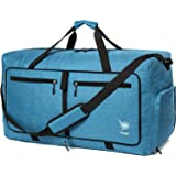 Bago Travel Duffel Bags for Men & Women - Lightweight Folding Duffle Bag Luggage 60L 80L 100L