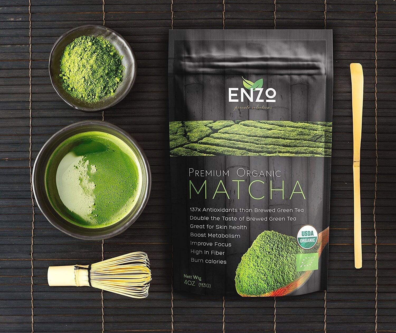 matcha green tea on amazon