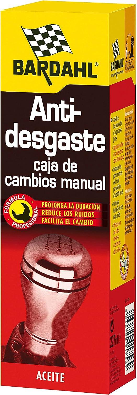 ANTI DESGASTE CAJA DE CAMBIO MANUAL 227ml: Amazon.es: Coche y moto