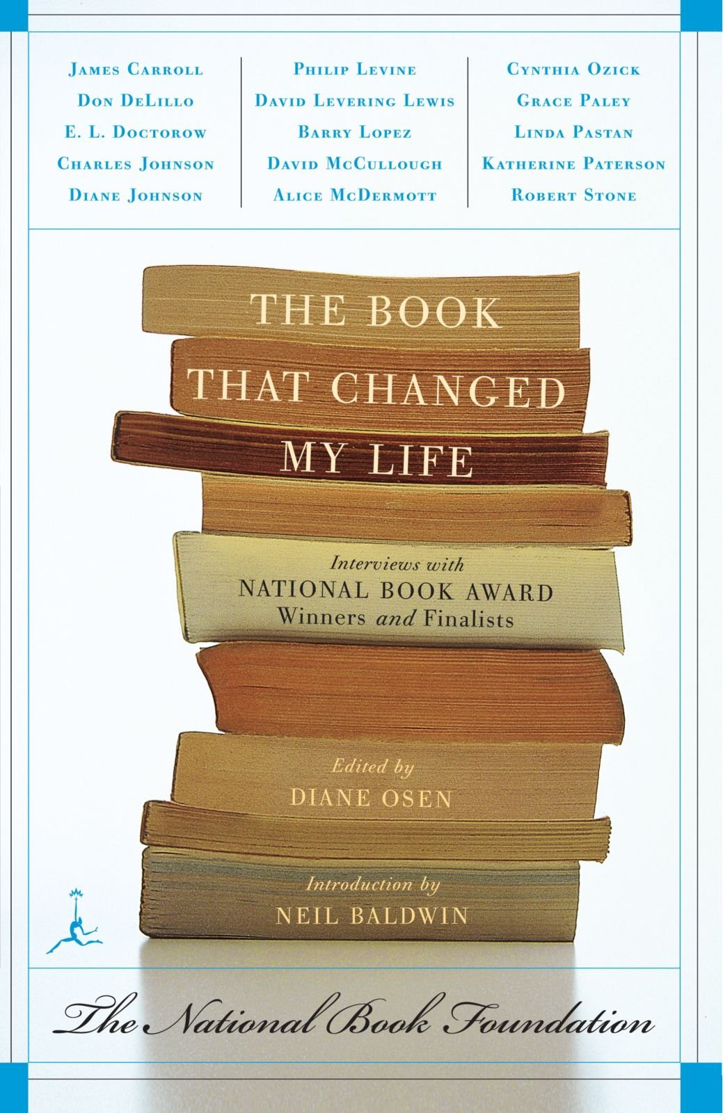 Download The Book That Changed My Life: Interviews with National Book Award Winners and Finalists (Modern Library) pdf epub