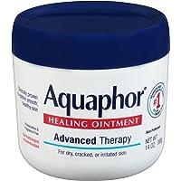 Aquaphor Advanced Therapy Healing Ointment 14 oz. Jar