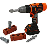 Smoby Black & Decker Cordless Drill