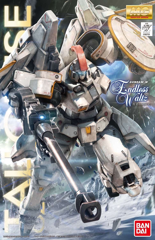 EW 1//100/Action Figur Model Kit Bandai Hobby Master Grade Tallgeese Ver