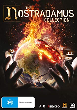 Amazon com: The Nostradamus Collection | 4 Disc Set
