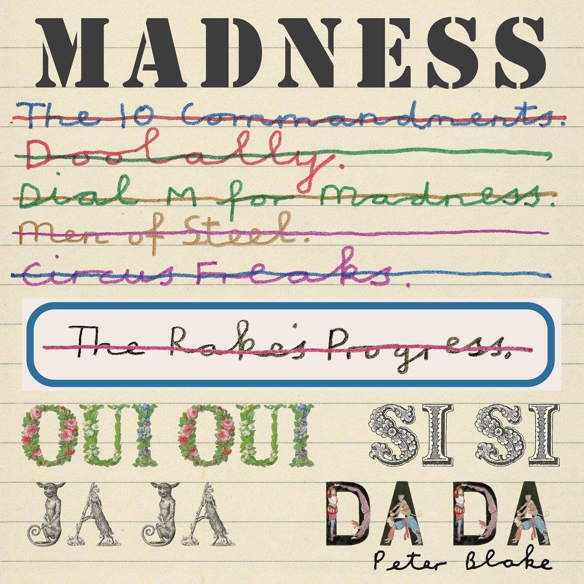Madness Oui Oui Si Si Ja Ja Da Music