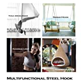 Heavy Duty Stainless Steel Ceiling Hook for Yoga