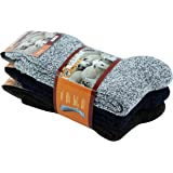 Gowith Norveç Tipi Yünlü Çorap 3'Lü Set / 2038
