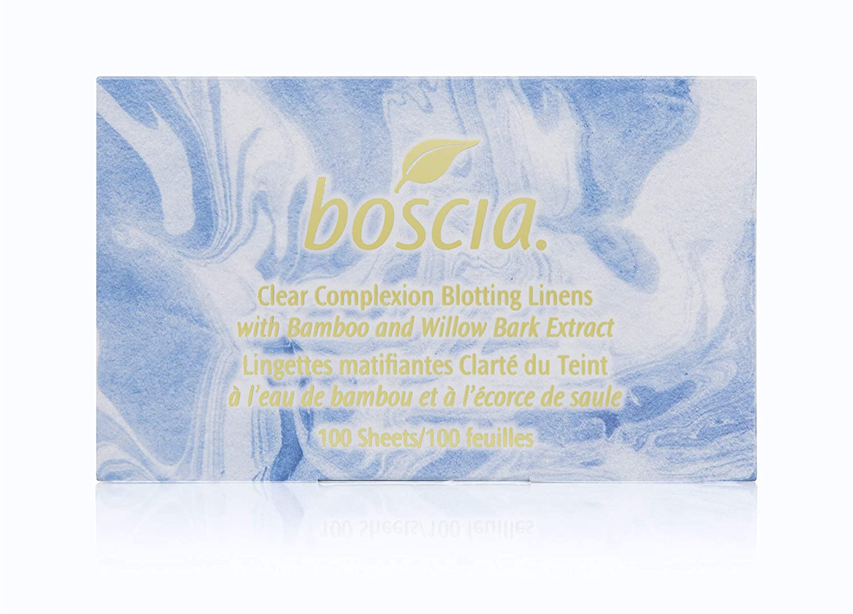 Boscia Clear Complexion Blotting Linens 100 sheets by boscia