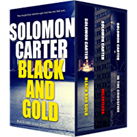 Black and Gold Vigilante Justice Action and Adventure Crime Thriller series books 1-3 (Black and Gold Boxed Sets Book 1)