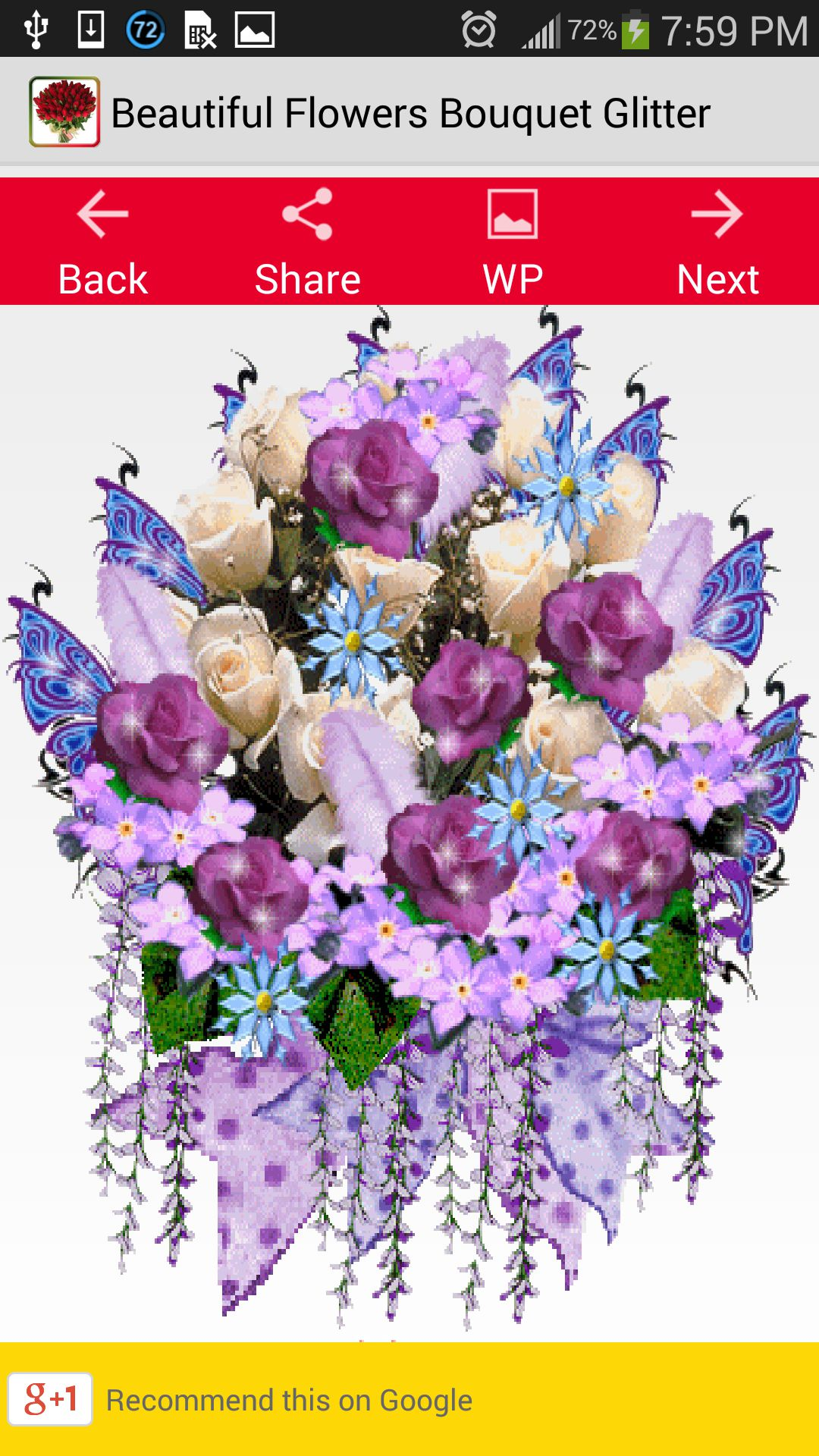 Amazon beautiful flowers bouquet glitter appstore for android 000 izmirmasajfo