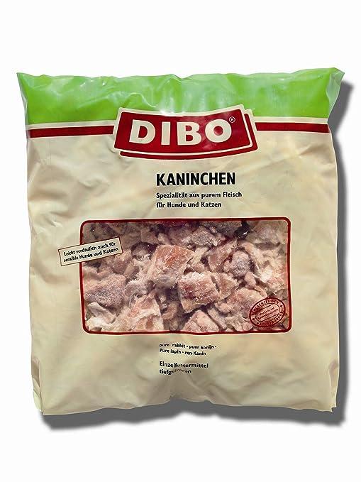 carne Conejos, 20 x 1000 g de bolsa, congelador Forro, saludable ...