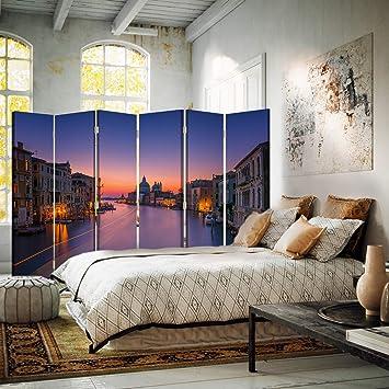 Feeby Separador de Espacios Venecia Canal Grande 6 Paneles 360 ...